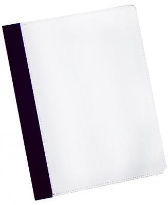 Чехол-книжка IPad 2,3,4 кожаный синий
