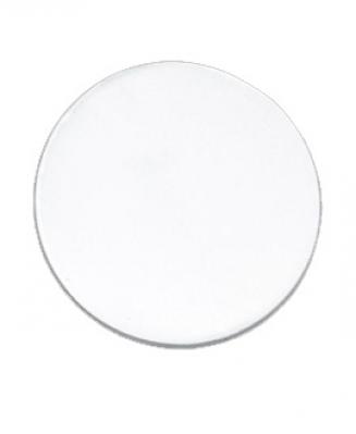 Костер стеклянный круг