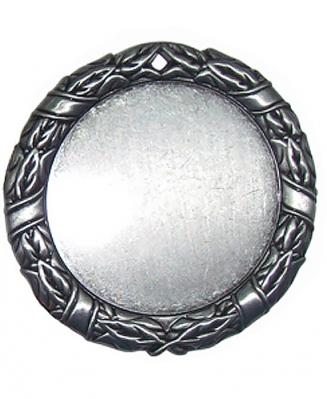 Медаль серебряная