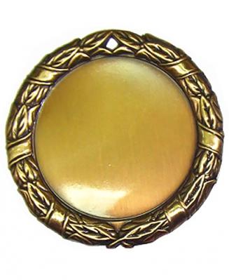 Медаль золотая