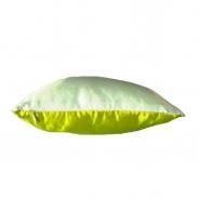 Подушка золотая 25х25см