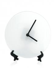 Часы настенные стеклянные d=20см