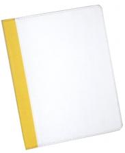 Чехол-книжка IPad 2,3,4 кожаный желтый