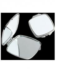 Зеркальце косметическое квадратное