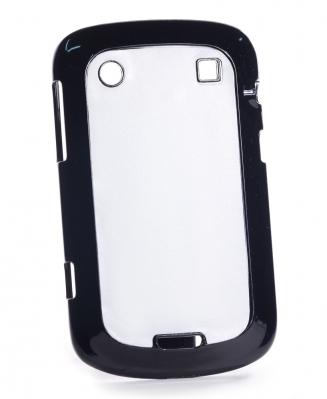 Чехол BlackBerry 9900 пластиковый черный