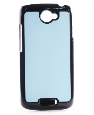 Чехол HTC One S пластиковый черный