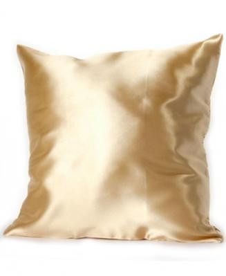 Подушка золотая 40х40см