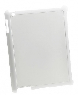 Чехол IPad 2,3,4 пластик белый