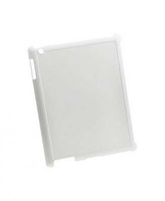 Чехол IPad Mini пластик белый