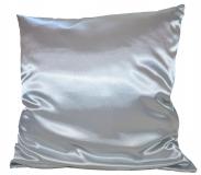 Подушка серебряная 40х40см