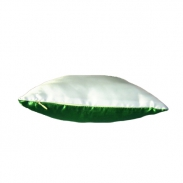 Подушка зеленая 25х25см