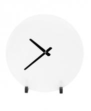 Часы настенные стеклянные d=31см