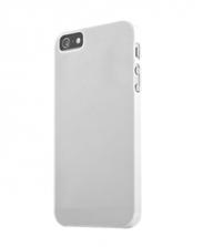 Чехол для IPhone 5, 5S пластиковый белый