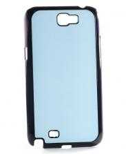 Чехол Samsung Galaxy Note 2 n7100 черный пластик